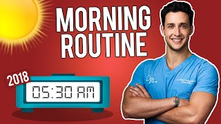 Video How I ACTUALLY Start My Morning | 2018 Morning Routine | Doctor Mike MP3, 3GP, MP4, WEBM, AVI, FLV Desember 2018