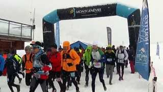 SNOW RACE Montgenèvre 2014