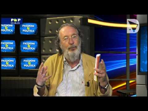 Passioni & Politica - Enzo Brogi intervistato da Elisabetta Matini sul suo nuovo libro Altre direzioni.