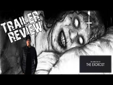 "The Devil and Father Amorth (2018) Trailer - Ever seen a ""Real Exorcism"", you're about too!!"
