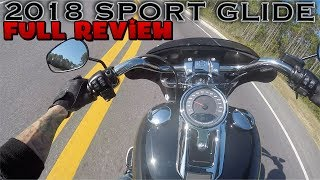 3. 2018 Sport Glide Full and Detailed Review