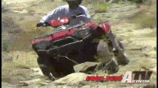 10. ATV Television Test - 2005 Kawasaki Brute Force 750