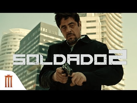Sicario 2: Soldado - Official Trailer [ซับไทย]