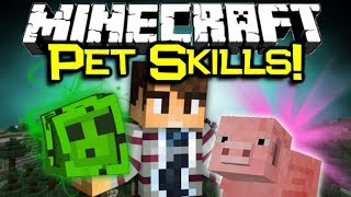 Minecraft USEFUL PETS MOD Spotlight! - Super Slimes&Power Pigs! (Minecraft Mod Showcase)