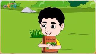 สื่อการเรียนการสอน วิชาหนาเจ้า ป.3 ภาษาไทย