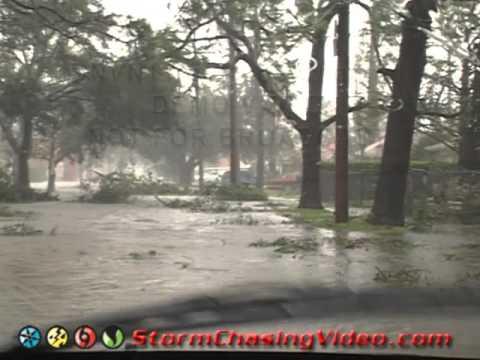 Hurricane Katrina DVD Documentary, from Miami to New Orleans and Biloxi.