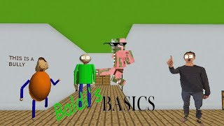 Video Monster School: BALDI'S BASICS CHALLENGE - Minecraft Animation MP3, 3GP, MP4, WEBM, AVI, FLV Juli 2018