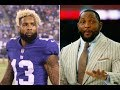 Odell Beckham Jr FIRES BACK At Ray Lewis' Inappropriate Comments On IG!