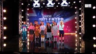 Norske Talenter 2012 -