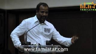 Visu vin Konjam Yosinga Boss Drama Press Meet Part 1