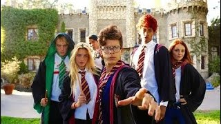 Lele Pons |  Harry Potter - Hogwarts High School | Lele Pons & Rudy Mancuso
