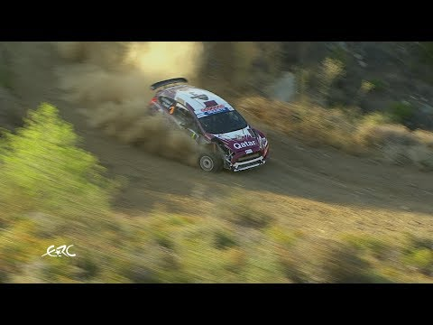 2018 Cyprus Rally - Highlights LEG 2 ERC 1