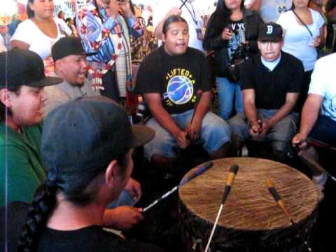 Meskwaki Nation - round dance @ Legends Casino pw 2010
