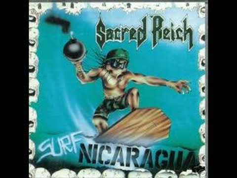 Sacred Reich - Surf Nicaragua online metal music video by SACRED REICH