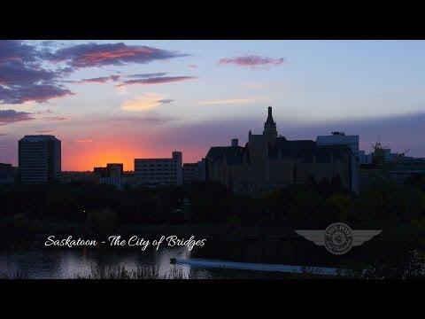 Saskatoon Drone Video