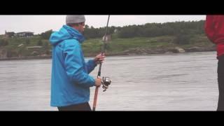 Påväg hem från Norge med lite stopp för fiske och fotografering!
