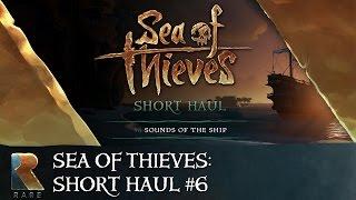 Видео к игре Sea of Thieves из публикации: Sea of Thieves: звуки корабля