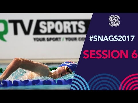 LIVE! Day 2 l Scottish National Age Group Championships 2017