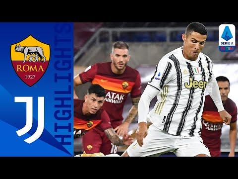Roma 2-2 Juventus   Ronaldo's Brace Rescues a Point for Juventus!   Serie A TIM