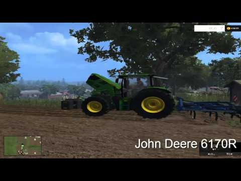 John Deere 6170M v1