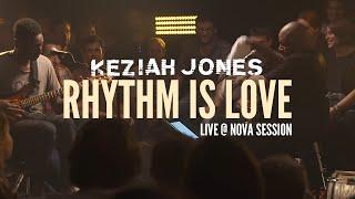 Keziah Jones - Rhythm Is Love (Live @ Nova Session) - YouTube