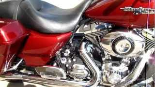 6. 2009 Harley Streetglide, Vance & Hines Exhaust, hear it run, for sale in Texas