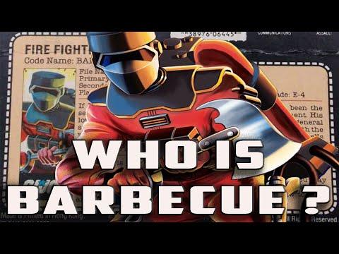 History and Origin of GI Joe's BARBECUE!