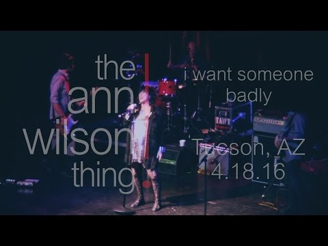 I Want Someone Badly (Live)
