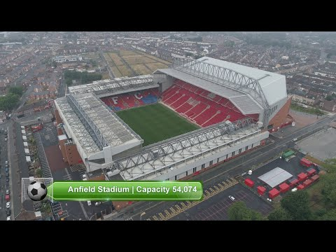 Liverpool FC Anfield Stadium July 2018 | 4k