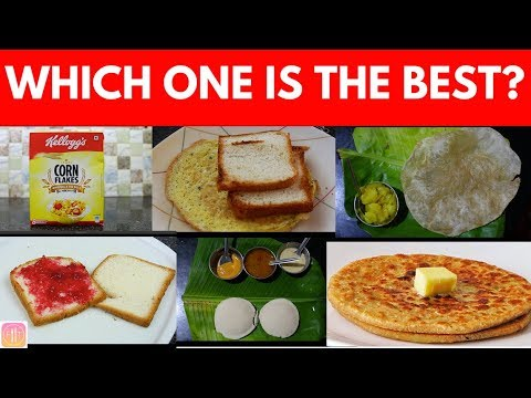 Fat burner - 15 Breakfast Options in India Ranked from Worst to Best