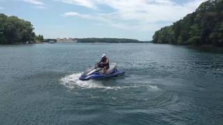 8. 2005 Yamaha Waverunner FX Cruiser High Output for sale $4950 includes trailer!