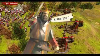 Смесь Казаки и Age of Empires на 62 игрока — в Steam готовится к выходу отечественная RTS War Selection