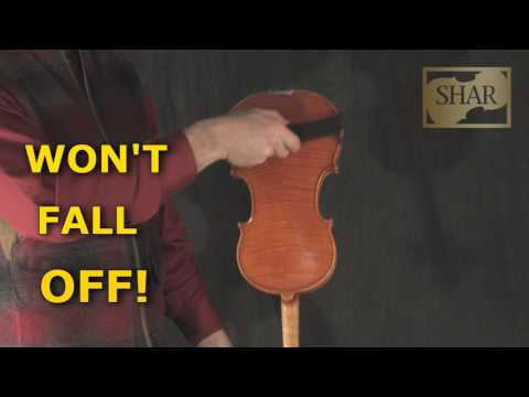 Video - Empire Violin Shoulder Rest 3/4-1/2 Size | ESR34