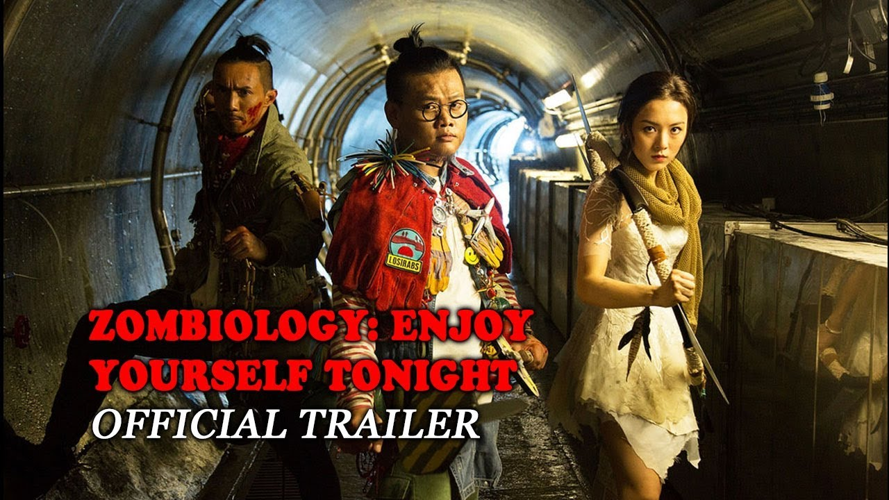Zombiology: Enjoy Yourself Tonight - Official Trailer