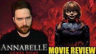 Annabelle Comes Home - Movie Review by Chris Stuckmann