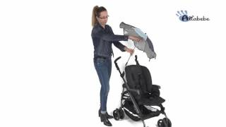 Altabebe Sun Umbrella for Stroller AL7000 – Instruction Video