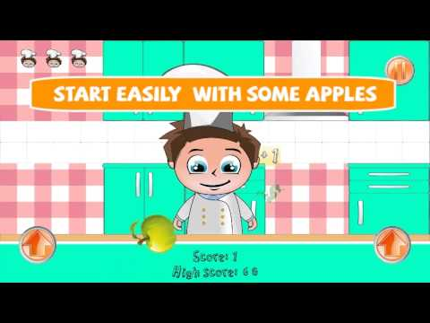 Crazy Kitchen - The Free Casual Game On Android !