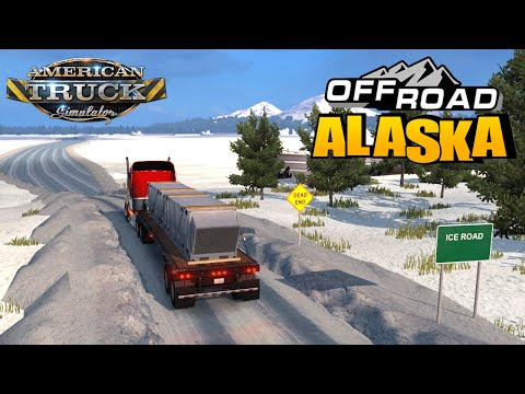 USA Offroad Alaska Map  By Rob Viguurs v1.5