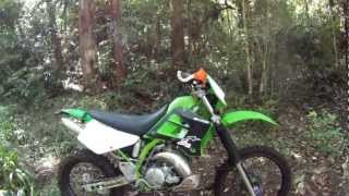 9. KAWASAKI KDX200 OWNER REVIEW & TEST RIDE