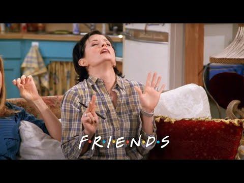 Monica's 7 Erogenous Zones   FRIENDS 25