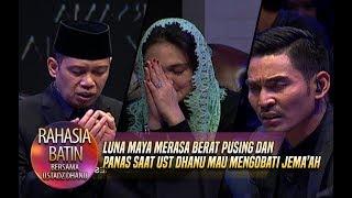 Video Luna Maya Merasa Tidak Enak Suasana Saat Ust. Dhanu Mau Mengobati Jema'ah - Rahasia Batin (16/12) MP3, 3GP, MP4, WEBM, AVI, FLV Maret 2019