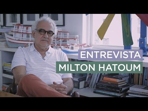 """""""A literatura é uma forma de resistência"""", entrevista com Milton Hatoum"""