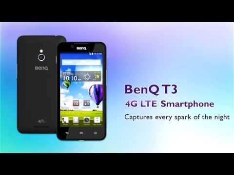 BenQ T3 4G LET Smartphone