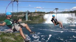 Niagara Falls (ON) Canada  city photo : ZIPLINE NIAGARA FALLS CANADA MISTRIDER