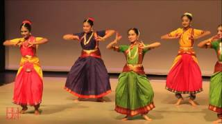 印度舞 ∙ Raghuvamsha Sudha, Indian classic dance