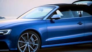 Audi RS 5 Cabrio - bestia din Ingolstadt