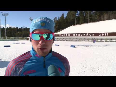 Алексей Червоткин - серебряный призёр в скиатлоне на чемпионате России