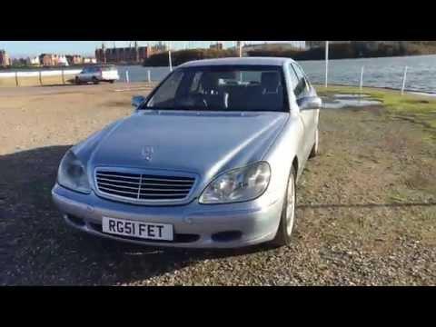 Mercedes 320 cdi s class снимок