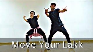 Move Your Lakk | Sonakshi Sinha, Badshah, Diljit Dosanjh | Sk Choreography