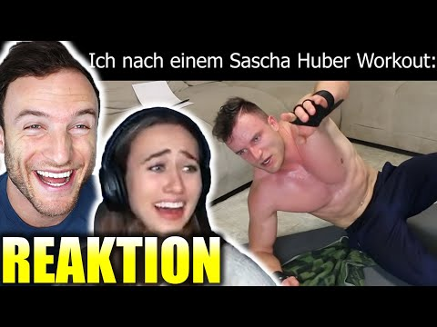 Sascha Huber und Paulina Wallner reagieren auf Sascha Huber Memes | Prozisboss #3